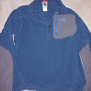 The North Face Quarter Zip Size Small